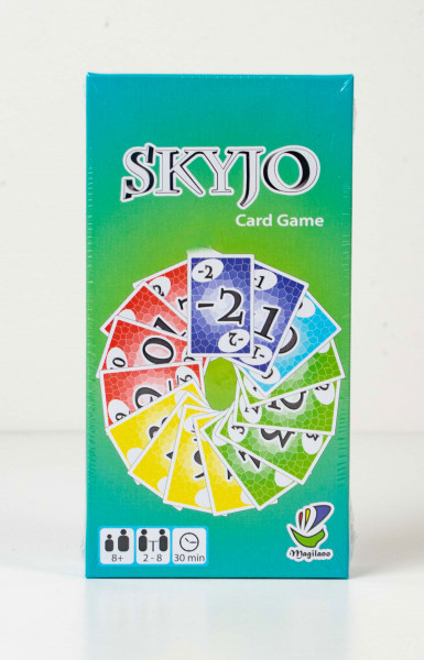 Skyjo Kartenspiel