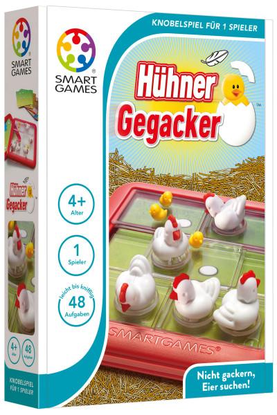 SMART GAMES IQ-Spiel Hühner Gegacker