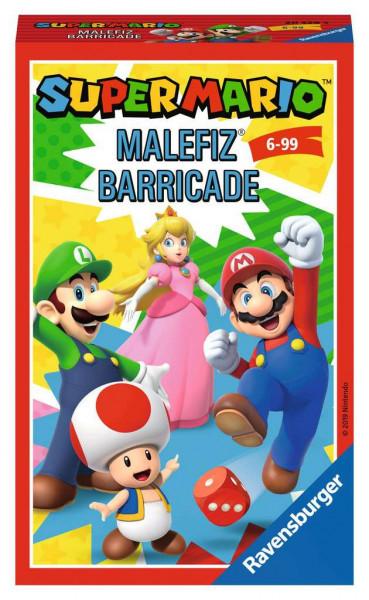 Super Mario Malefiz®-Spiel
