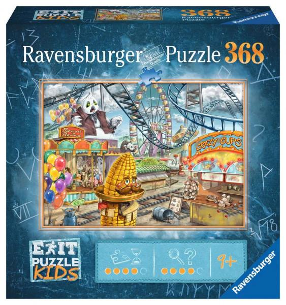 Puzzle Exit - Freizeitpark