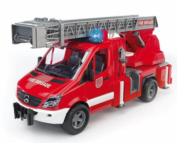 Mercedes Benz Sprinter Feuerwehr mit Drehleiter