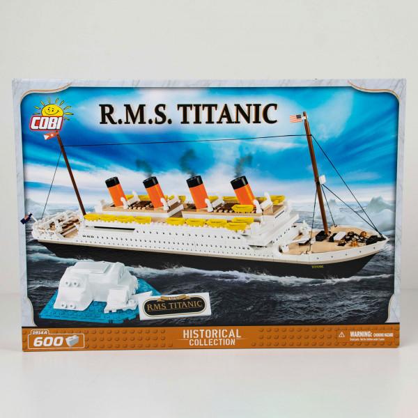 R.M.S. Titanic Modell - Set