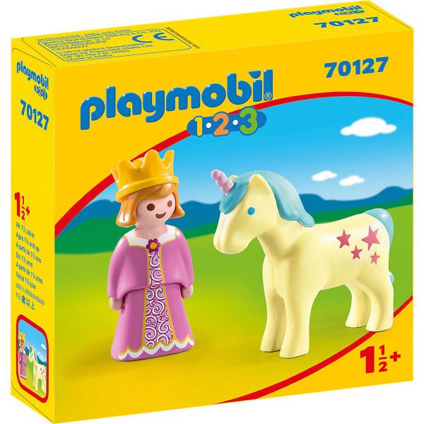 70127 Prinzessin mit Einhorn