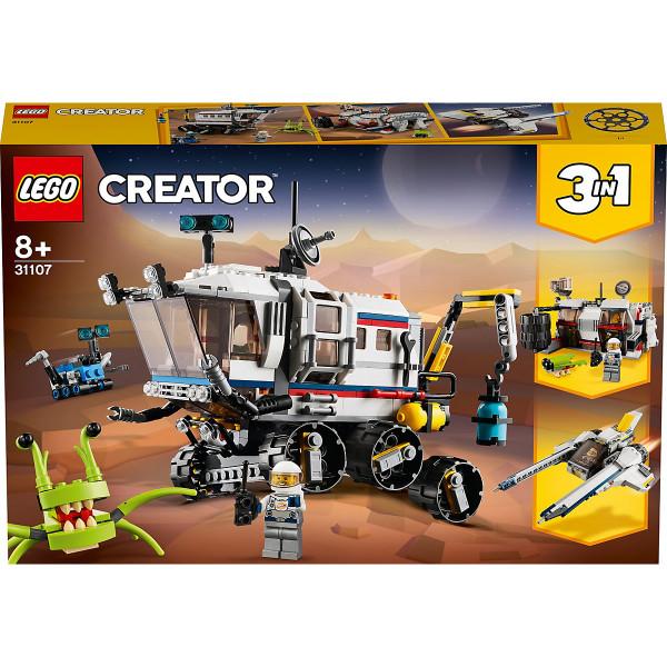 Creator 31107 Planeten Erkundungs-Rover