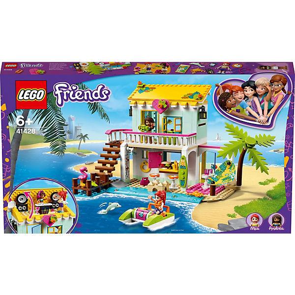 Friends 41428 Strandhaus mit Tretboot