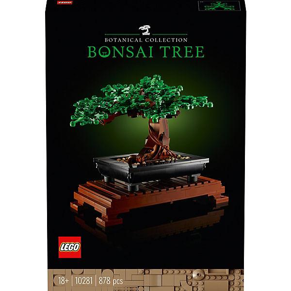 Creator Expert 10281 Bonsai Baum