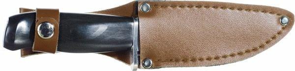 Kinder-Schnitzmesser aus Edelstahl, 16cm