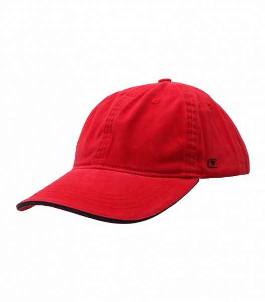 Baseballcap unifarben