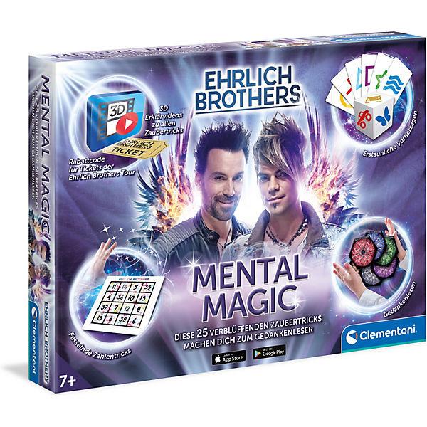 Ehrlich Brothers Mental Magic