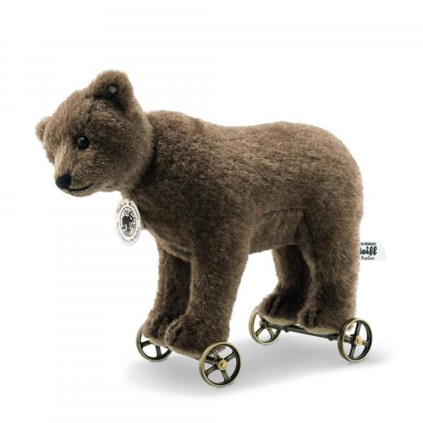 Teddybär auf Rädern 1904 Replica