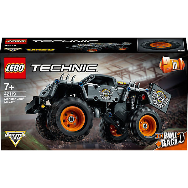 Technic 42119 Monster Jam® Max-D®