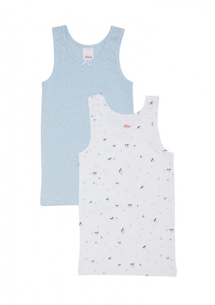 Jersey-Unterhemden