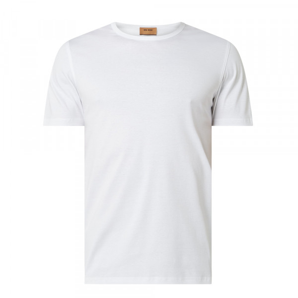 T-Shirt 'Perry' - Weiß