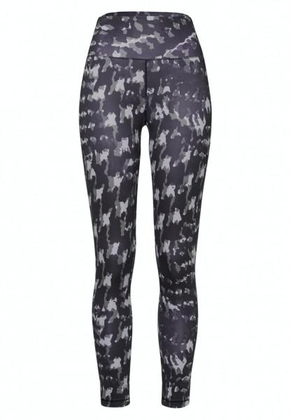 Leggings mit abstraktem Camouflageprint