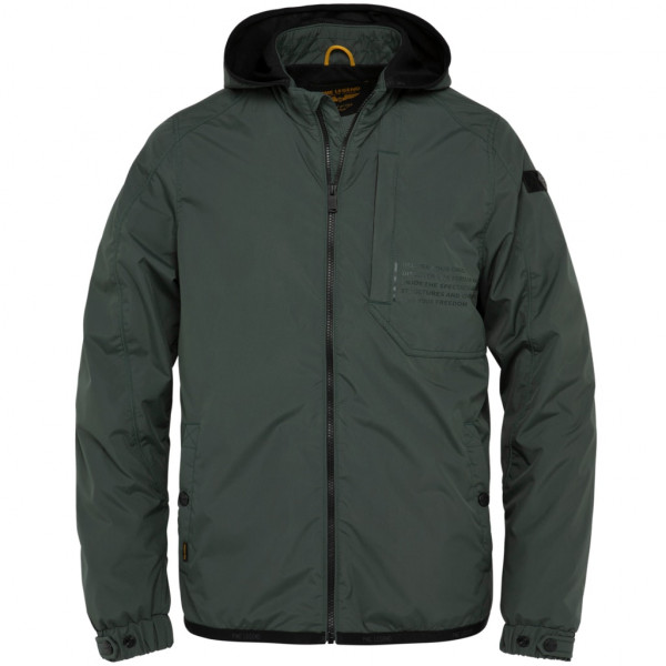Zip Jacket Scouter Poly Recycle