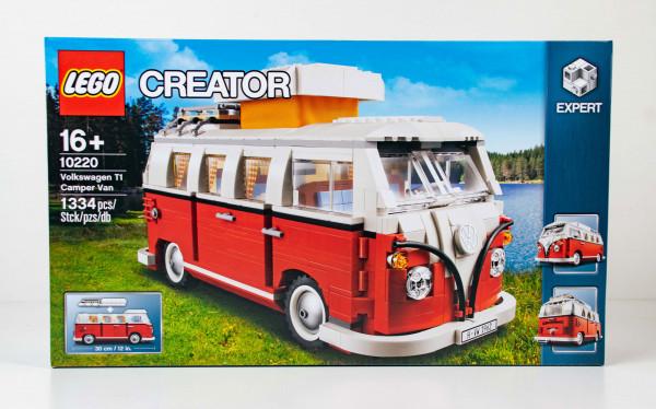 Creator - Volkswagen T1 Camper Van
