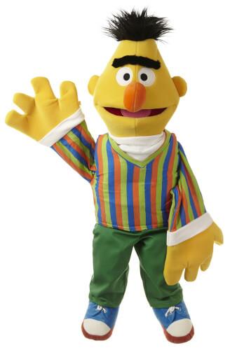 """Handpuppe """"Bert"""""""
