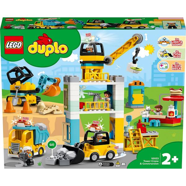 DUPLO® 10933 Große Baustelle mit Licht und Ton