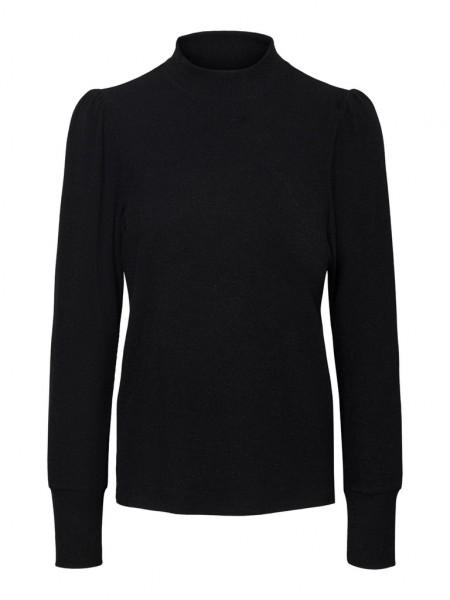 VMBELLA LS HIGHNECK TOP JRS BF