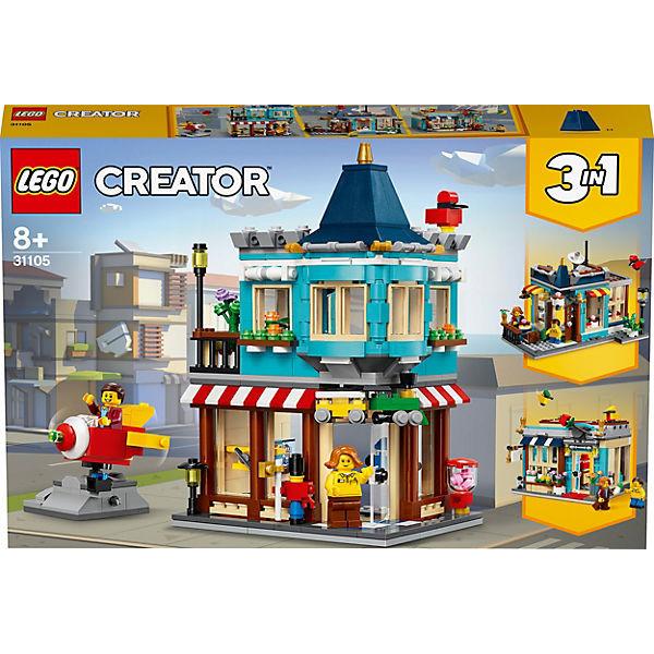 Creator 31105 Spielzeugladen im Stadthaus
