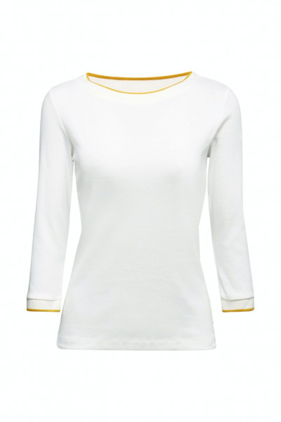 Jersey-Shirt aus 100% Organic Cotton