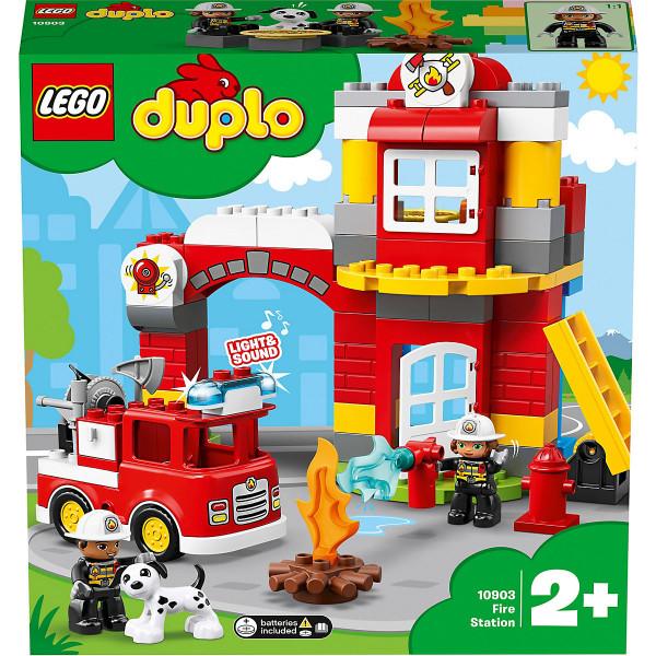 DUPLO® 10903 Feuerwehrwache