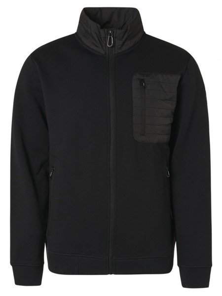 Sweater Full Zip Fleece + Nylon