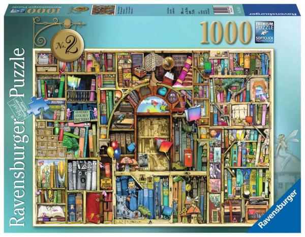 Puzzle Magisches Bücherregal Nr.2