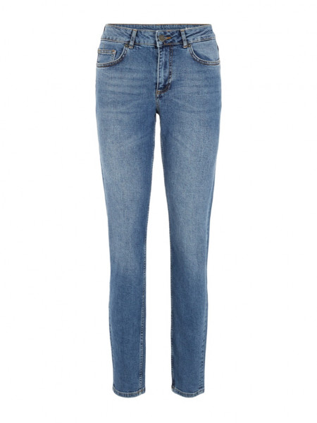 NMJENNA NW STRAIGHT JEANS CS059MB NOOS