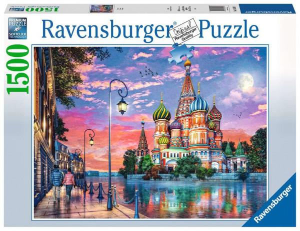 Puzzle Moskau