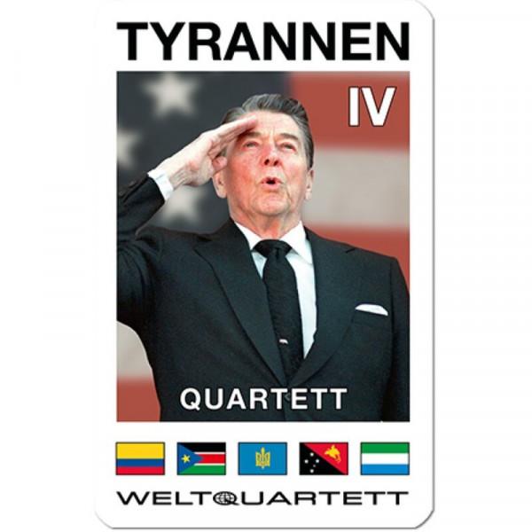 "Quartett ""Tyrannen"""