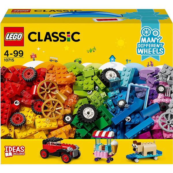 Classic 10715 Kreativ-Bauset Fahrzeuge