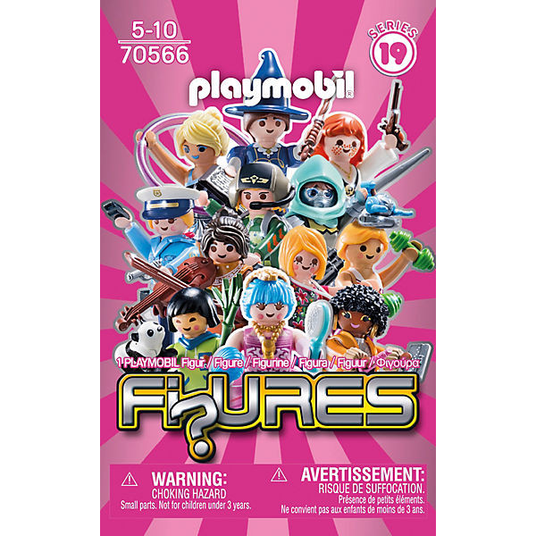 70566 PLAYMOBIL-Figures Girls (Serie 19)