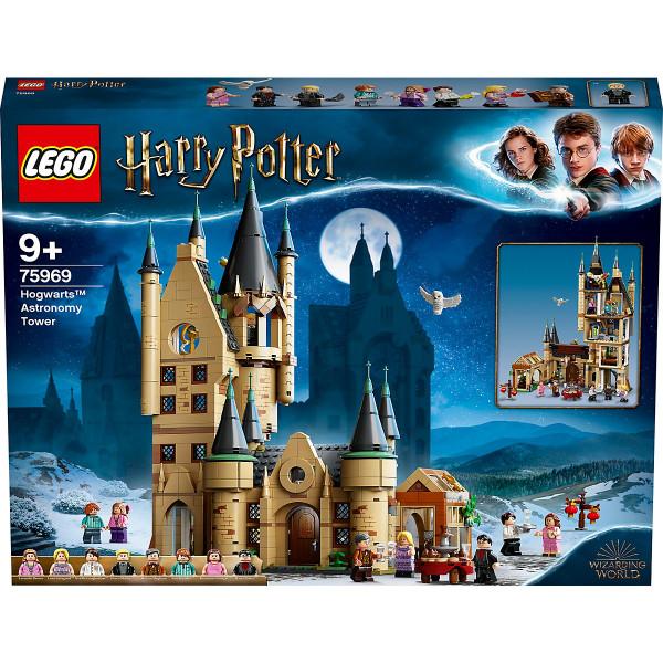 Harry PotterT 75969 Astronomie Turm Hogwarts