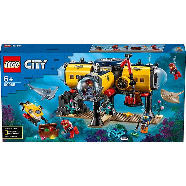 City 60265 Meeresforschungsbasis