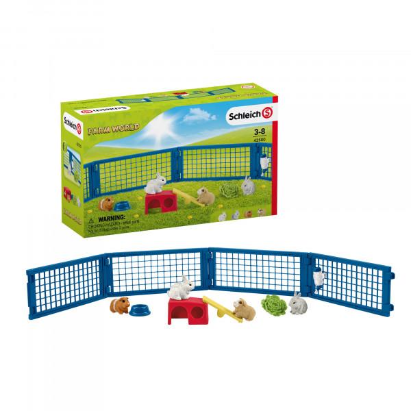 SCHLEICH Meerschweinchen-Set