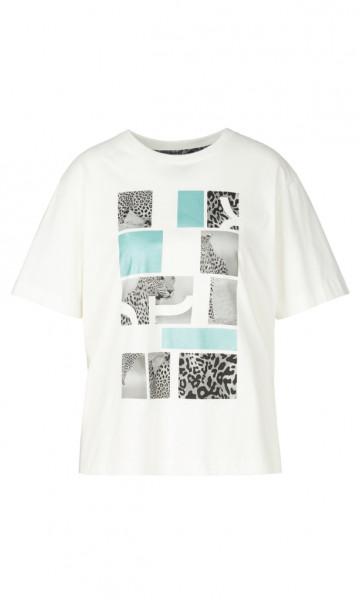Bedrucktes T-Shirt mit Glitter