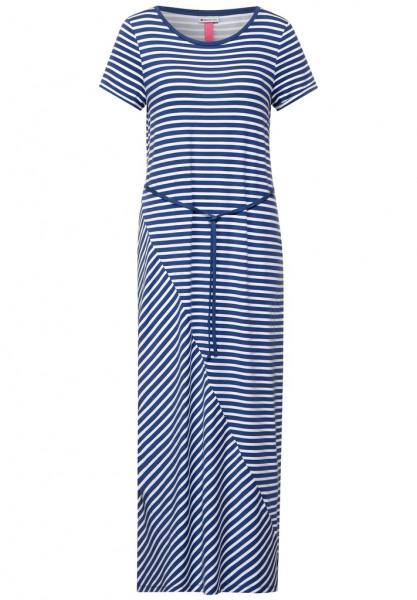 Maxi Kleid mit Streifen