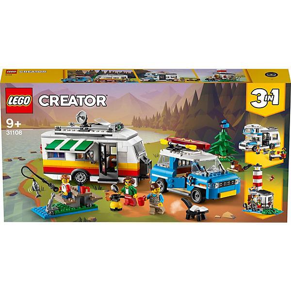 Creator 31108 Campingurlaub