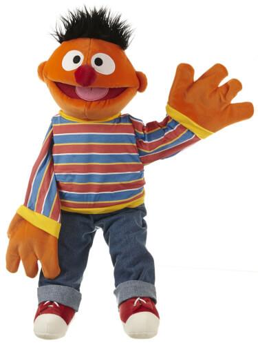"""Handpuppe """"Ernie"""""""