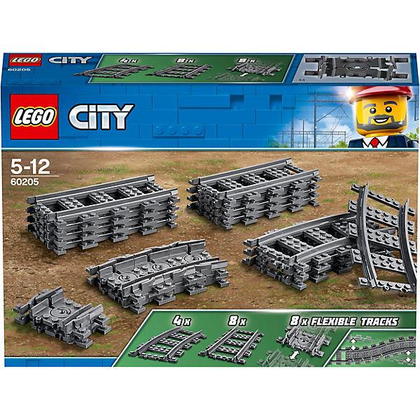 City 60205 Schienen
