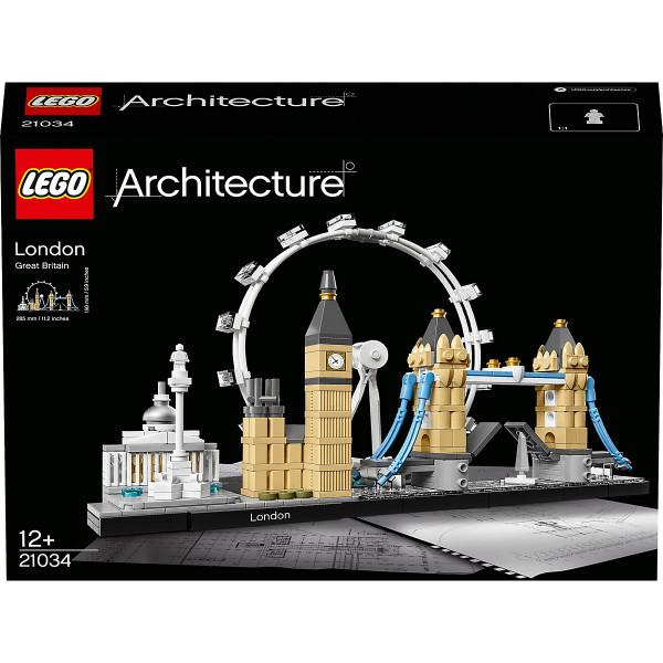 Architecture 21034 London