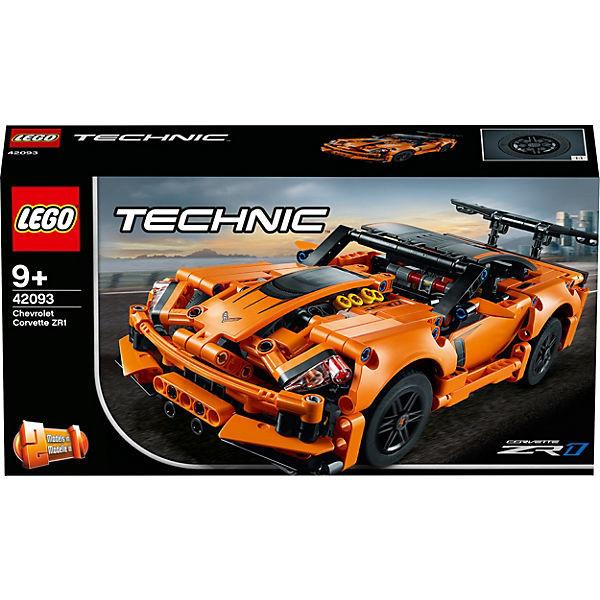 Technic 42093 Chevrolet Corvette ZR1