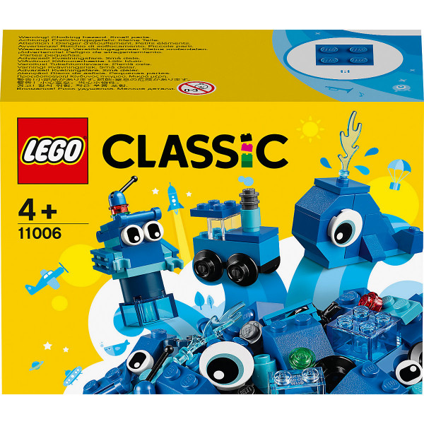 Classic 11006 Blaues Kreativ-Set