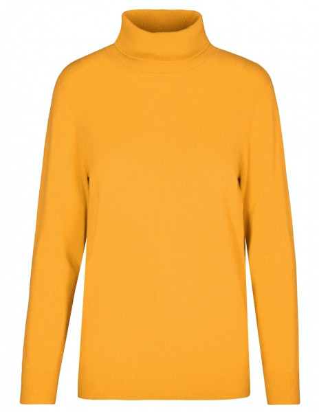 (S)NOS Rollkragen-Pullover