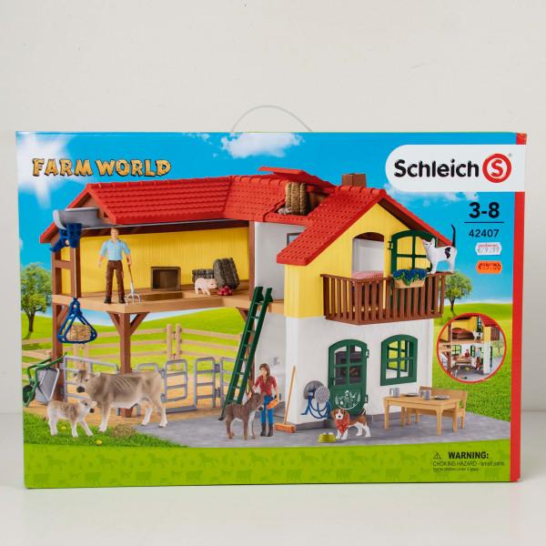 Schleich Bauernhaus