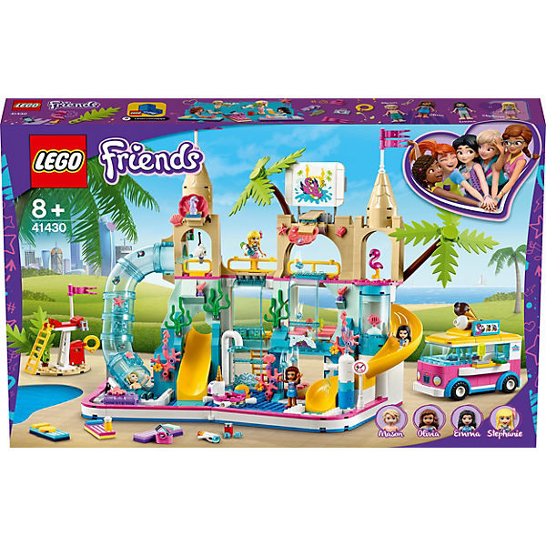 Friends 41430 Wasserpark von Heartlake City