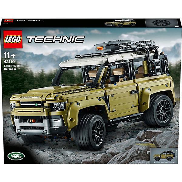 Technic 42110 Land Rover Defender