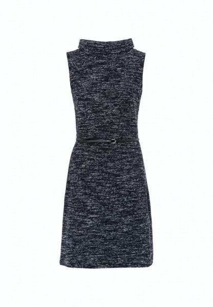 Kleid mit Rollkragen