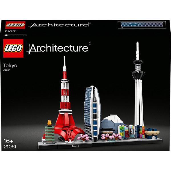 Architecture 21051 Tokio